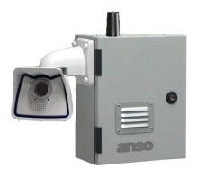 Scout M 6MP 4G 12V Powered Web Camera System