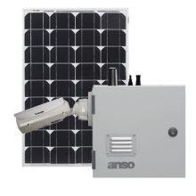 Sentinel V HD 5MP Solar 4G/3G/WiFi Web Camera System