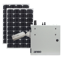 Commando V 2MP Solar 4G Web Camera System