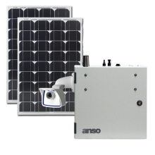 Commando M 6MP Solar 4G Web Camera System